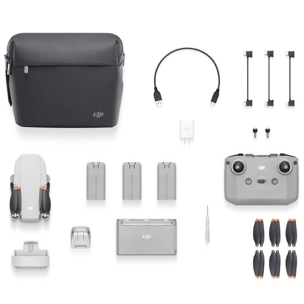 Kamera-Express-DJI (Mavic) Mini 2 Fly More Combo-aanbieding