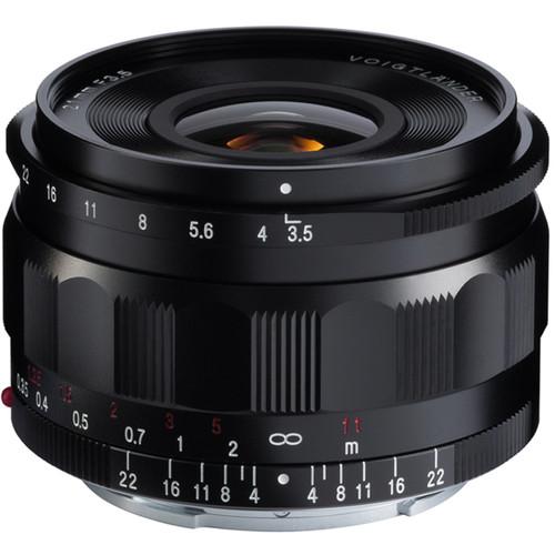 Voigtlander Color-Skopar 21mm f/3.5 ASPH Sony FE