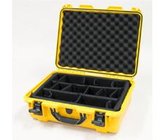 Nanuk 930 Case Yellow with Divider