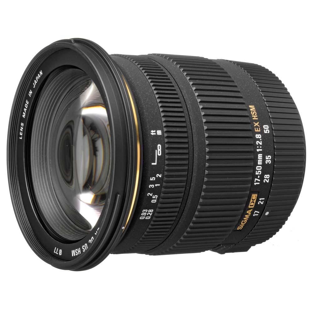 Sigma 17-50mm F/2.8 EX DC HSM Pentax