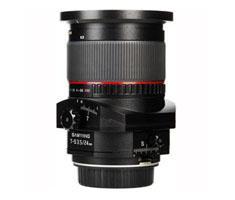 Samyang T-S 24mm F/3.5 ED AS UMC Tilt/Shift Nikon