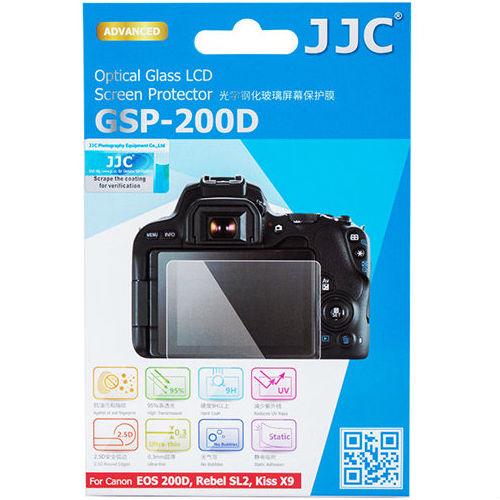 JJC GSP-200D Screenprotector