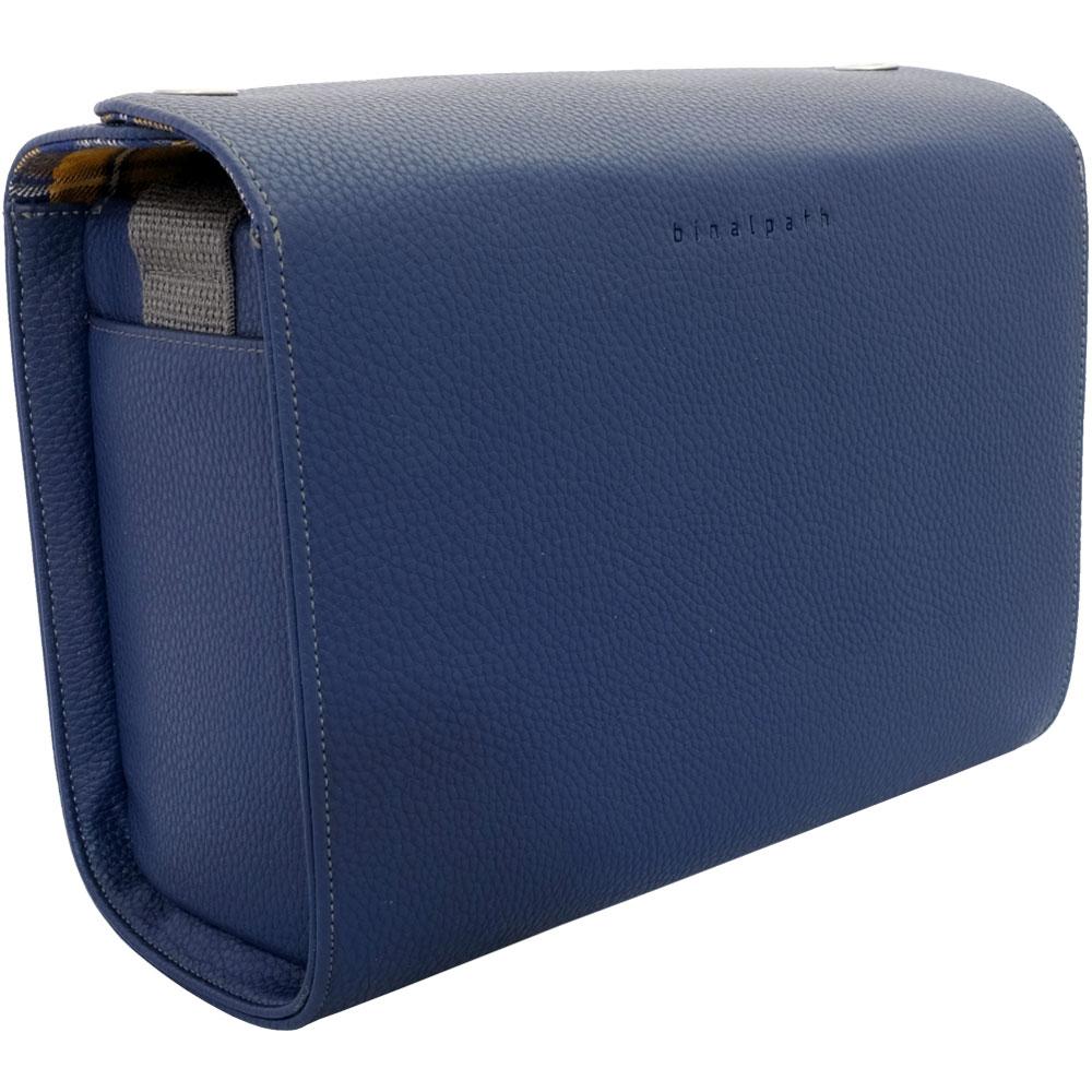 Gariz CB-NMCLNV Navy Synthetic leather