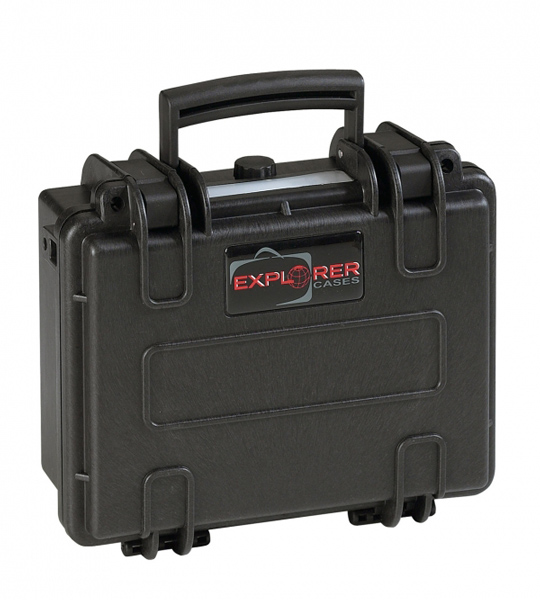 Explorer Cases 2209 Koffer Zwart Foam 246x215x112mm