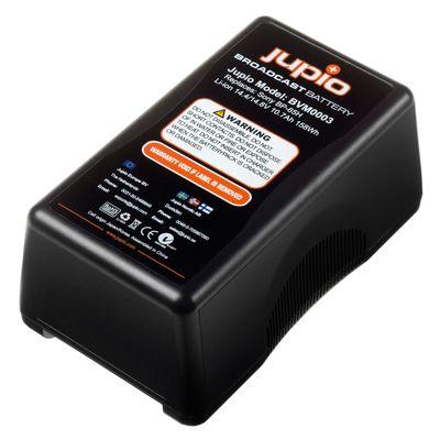 Jupio V-Mount Battery 6600mAh - D-Tap and USB 5v DC Output