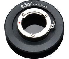 Kiwi Photo Lens Mount Adapter (PTX 110-M4/3)