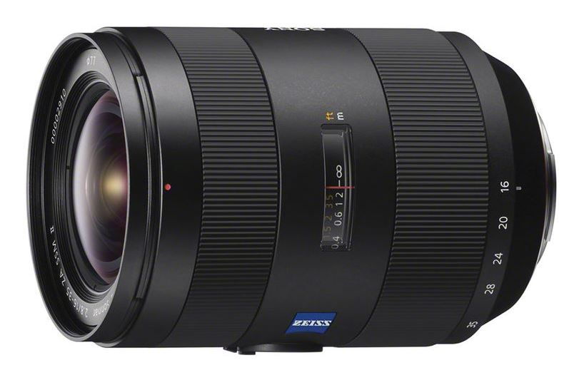 Sony 16-35mm F/2.8 Vario-Sonnar T* ZA SSM II (SAL1635Z2.SYX) OUTLET MODEL