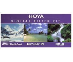 Hoya 30,5mm Digital Filter Kit (3 filters)