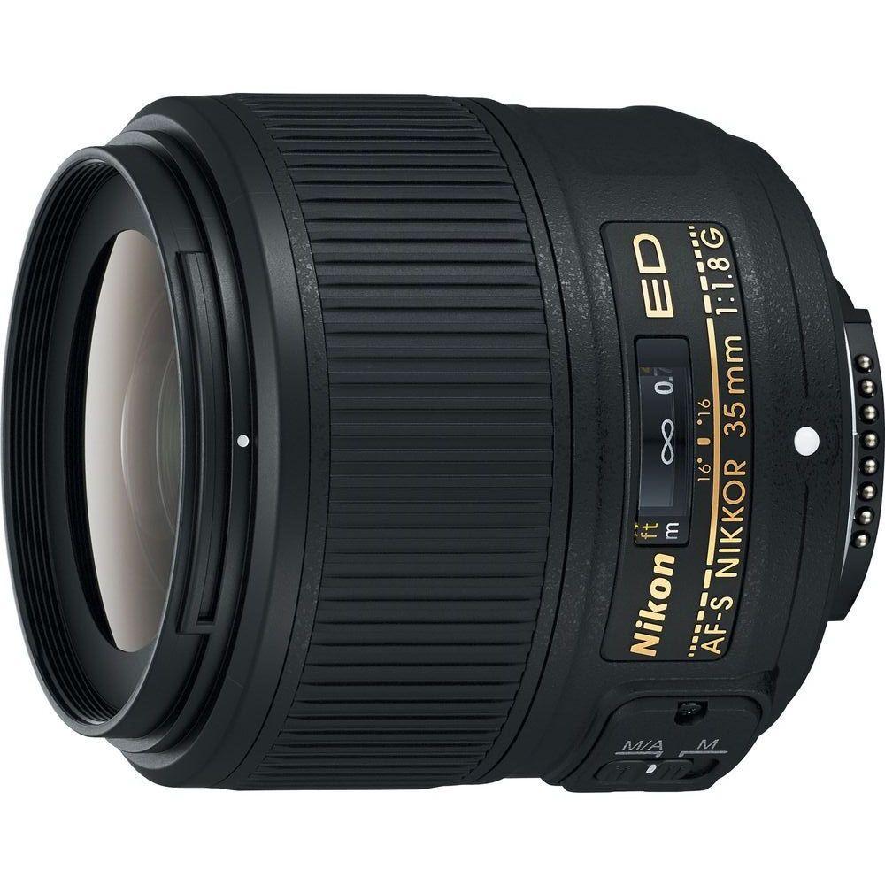 Nikon AF-S 35mm 1.8G FX