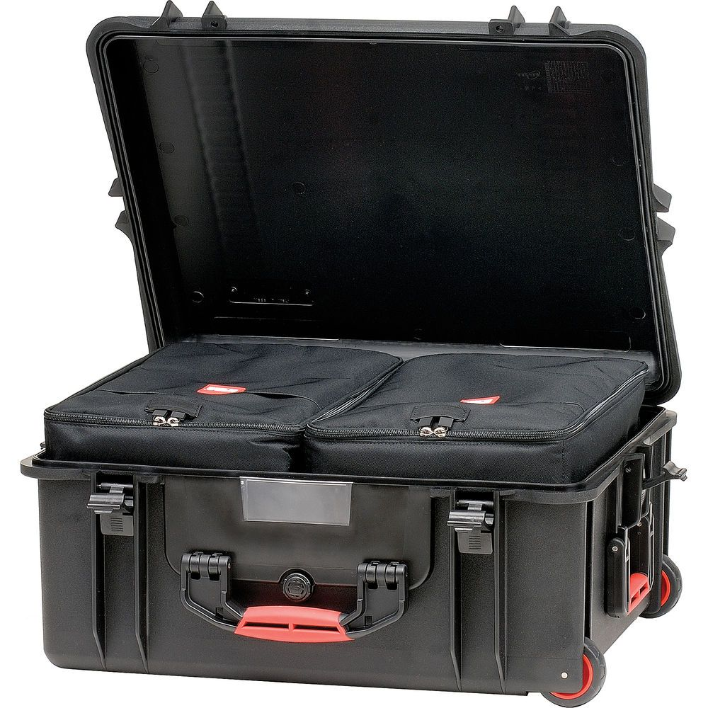 HPRC 2700W Wheeled Bag & Dividers