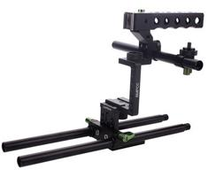 LanParte BMPCC-01 Black Magic Pocket Design Camera Rig