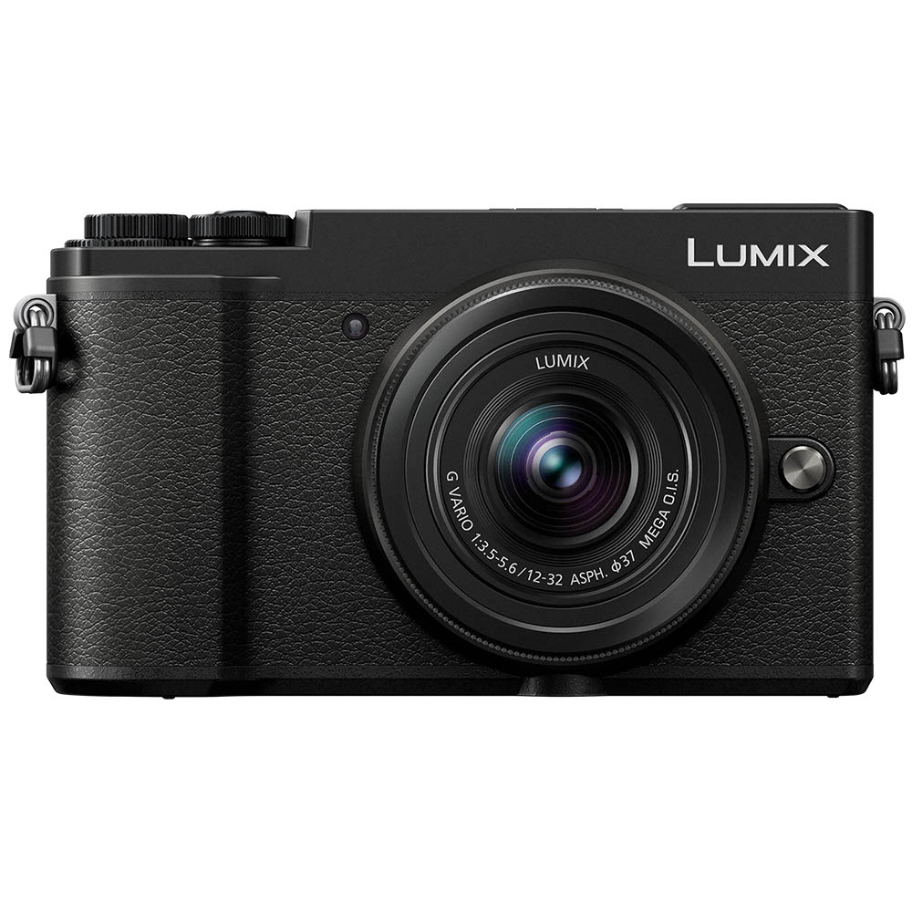 Panasonic Lumix DC-GX9 + 12-32mm zwart