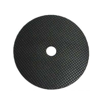 Caruba Rubber Dekplaat (60mm) met 3/8 inch uitsparing