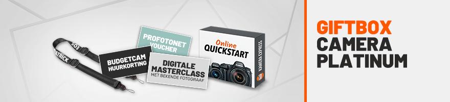 Giftbox Camera Platinum