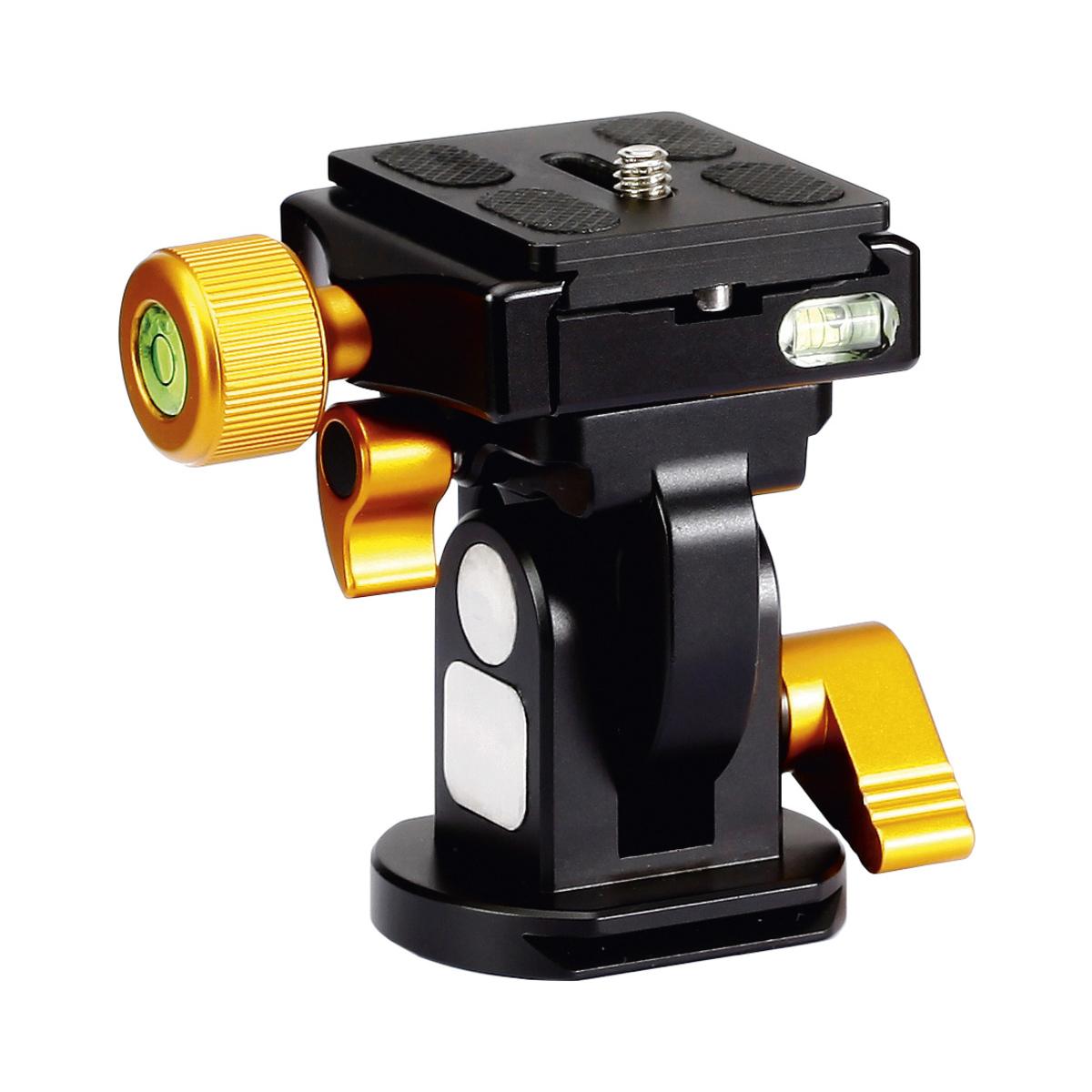 Rollei Fotopro RH-10 Black Statiefkop