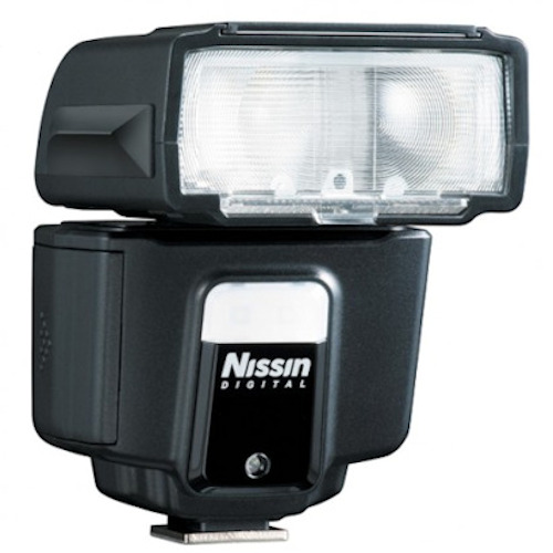 Nissin i40 Camera flitser Micro Four Thirds