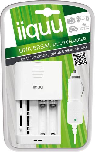 Iiquu Universal Multi Charger