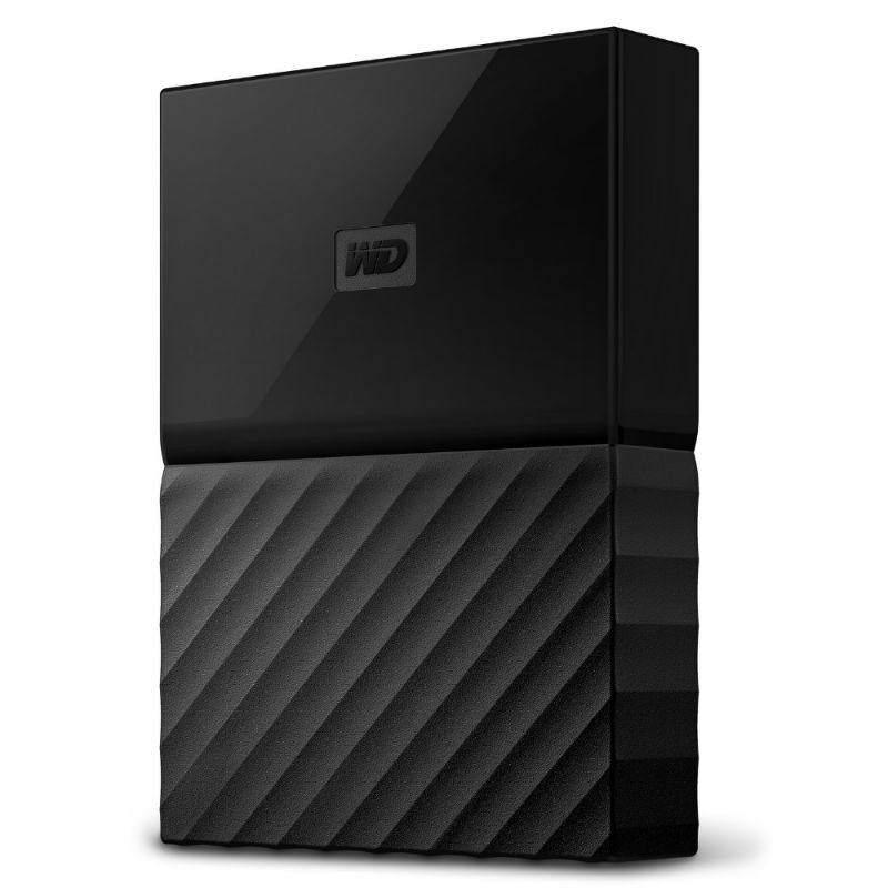 Western Digital My Passport Gaming Storage 4TB USB 3.0 3,5 External HDD zwart