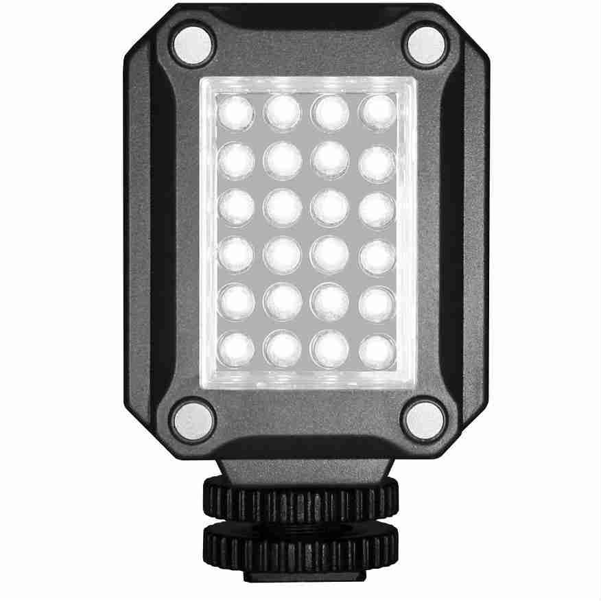 Metz LED-160 Mecalight, videolicht met 24x high-CRi-LED