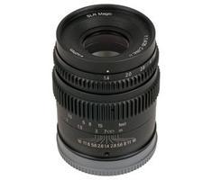 SLR Magic 35mm T/1.4 II Lens - Micro 4/3 (MFT)