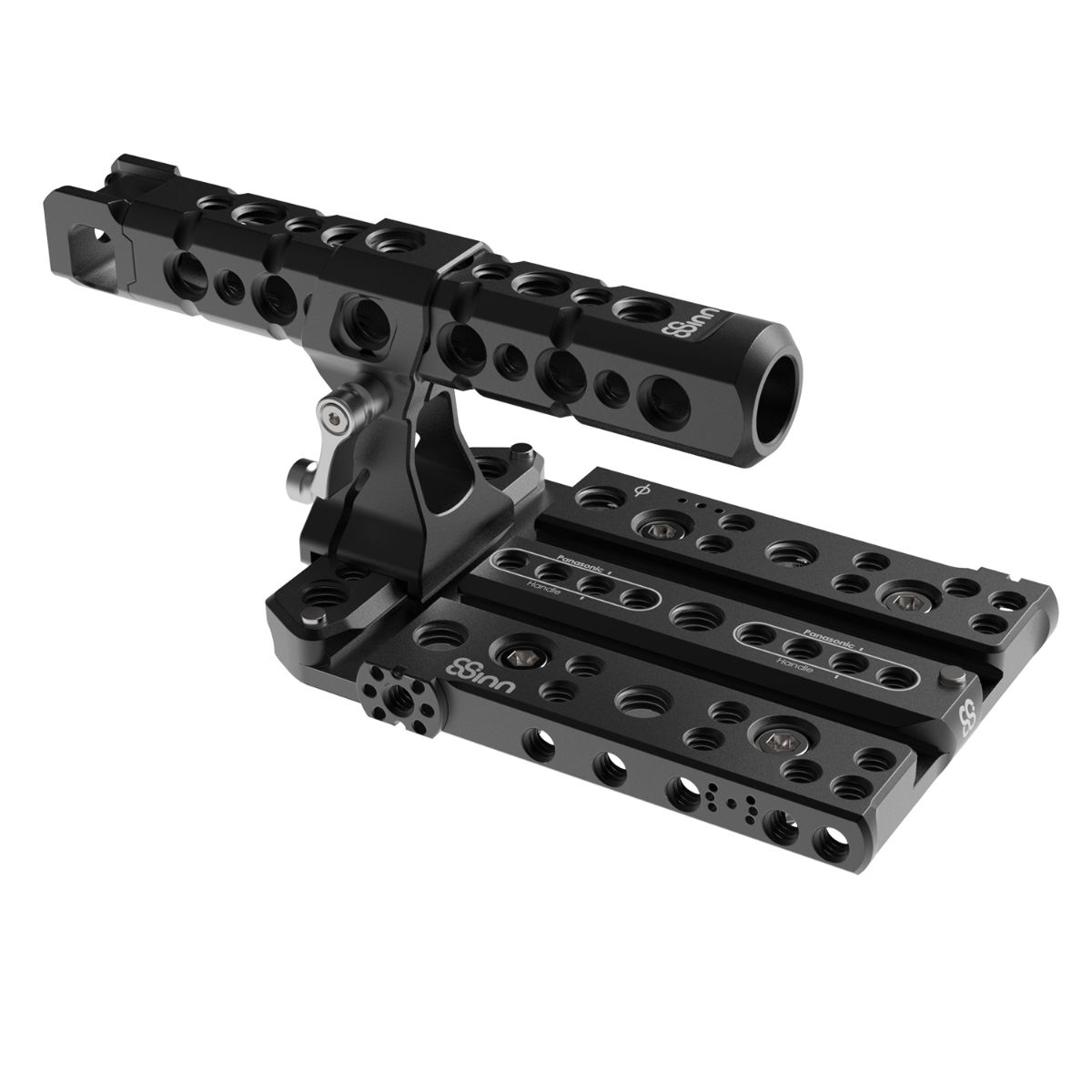 8Sinn Top Plate for Panasonic EVA1 + Top Handle Pro