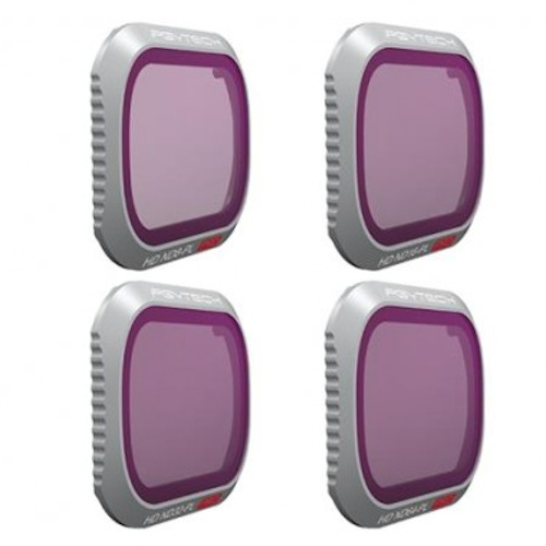 PGYTech DJI Mavic 2 Pro ND/PL Filter Set 4-Pack