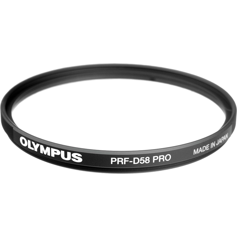 Olympus PRF-D58 PRO Protection Filter