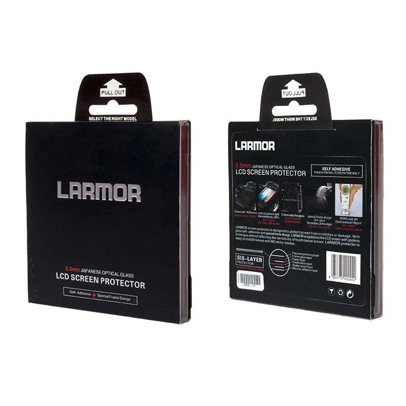 Larmor IV screenprotector Olympus EM-1 EM-10 EM5II/E-P5/E-PL7/E-PL8/GX80