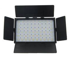 Falcon Eyes LED Lamp Set Dimbaar DV-605CT-K2 incl. accu