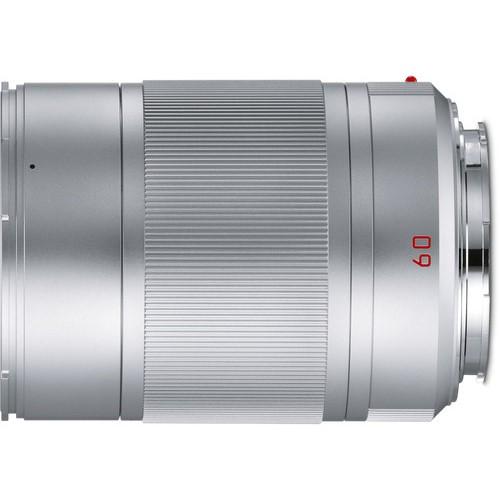 Leica 11087 APO-Macro-Elmarit-TL 60mm F/2.8 ASPH zilver Outlet