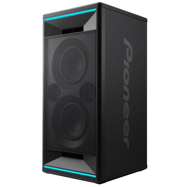 Pioneer XW-SX70 Club Sound Speaker Systeem Zwart