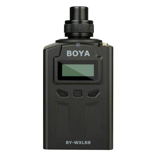 Boya Draadloze XLR Zender BY-WXLR8 Pro voor BY-WM8 Pro
