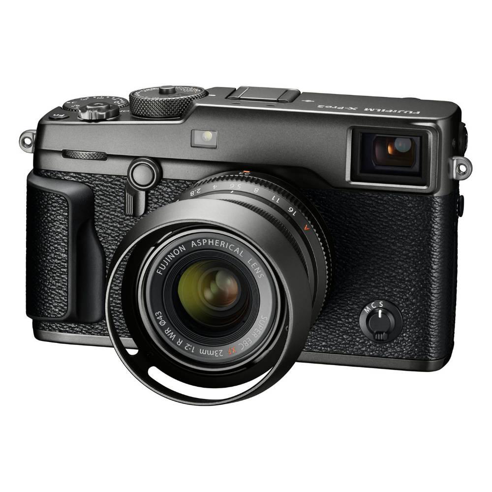 Fujifilm X-Pro2 Graphite + 23mm F/2.0 R WR