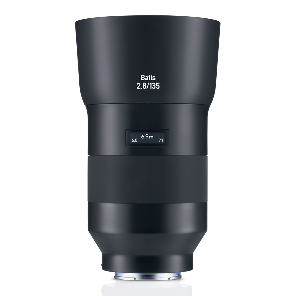 Zeiss Batis 135mm F/2.8 voor Sony FE-mount