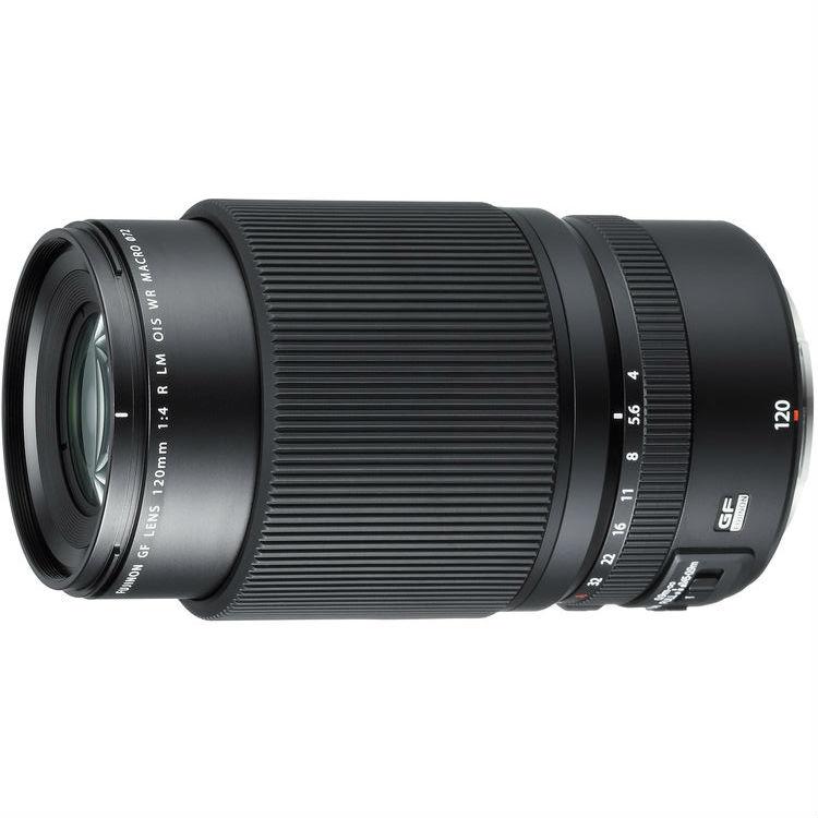 Fujifilm GF 120mm F/4.0 R LM OIS WR Macro