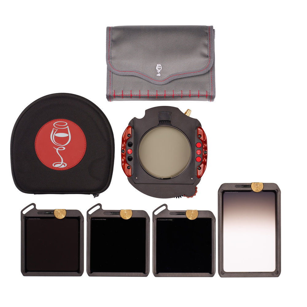 Wine Country Camera 100mm Master Filter and Holder Kit