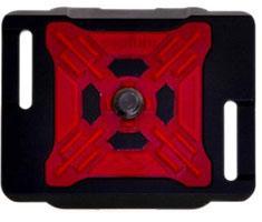 Peak Design PL-D1 Manfrotto RC2 + Arca dual snelkoppelplaat
