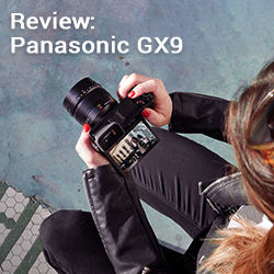 Review: Panasonic GX9