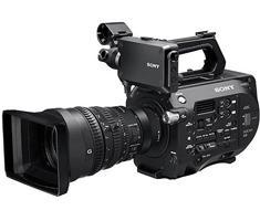 Sony PXW-FS7K + SEL FE 28-135mm F/4.0G powerzoom