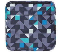 Tenba Switch Cover 7 Blue/Gray Geometric