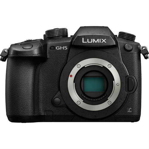 Panasonic Lumix DMC-GH5 body zwart