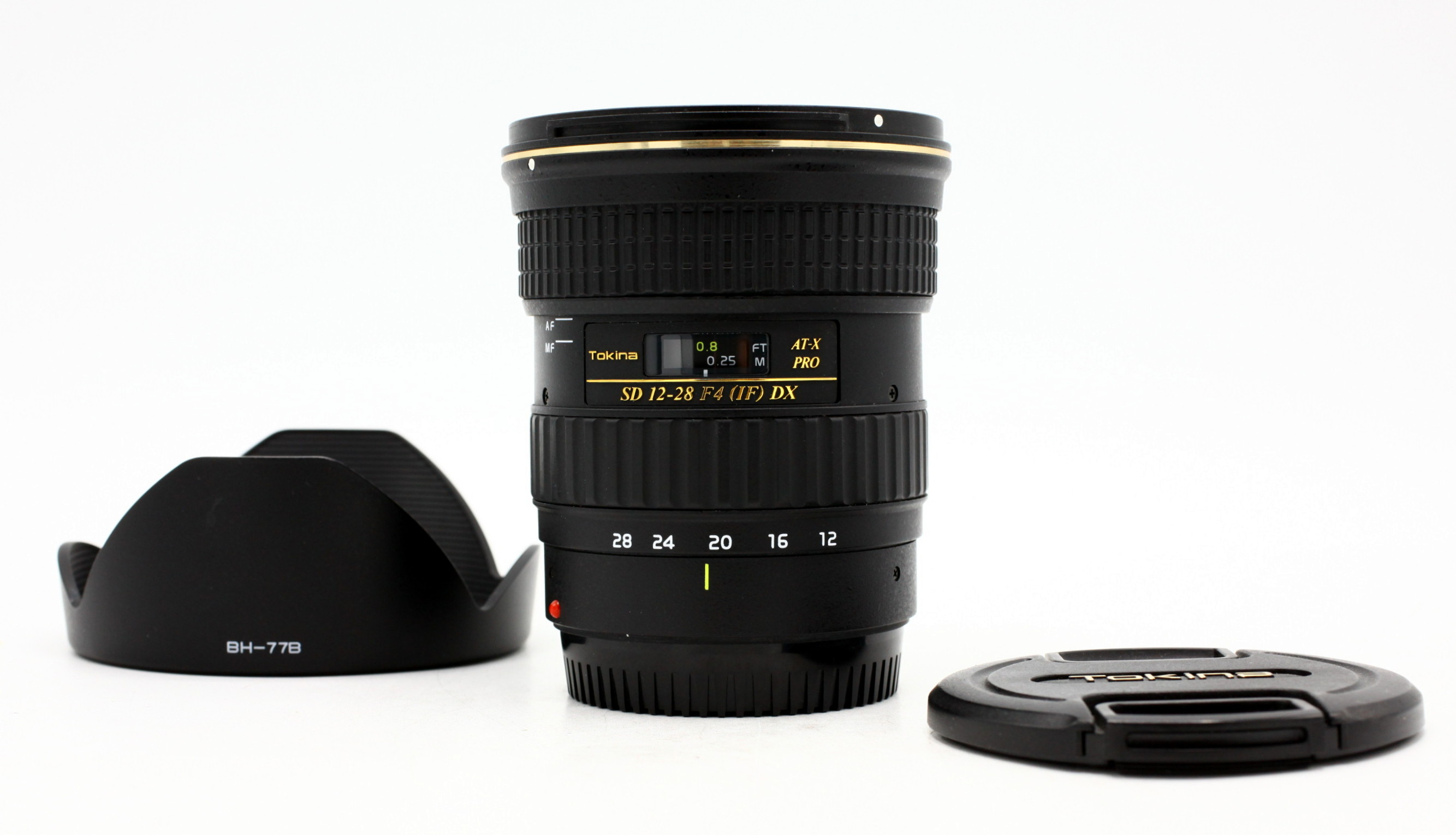 Tokina 12-28mm F/4.0 AT-X Pro DX Canon occasion