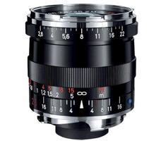 Zeiss 25mm F/2.8 Biogon T* zwart ZM (Zeiss-Leica)