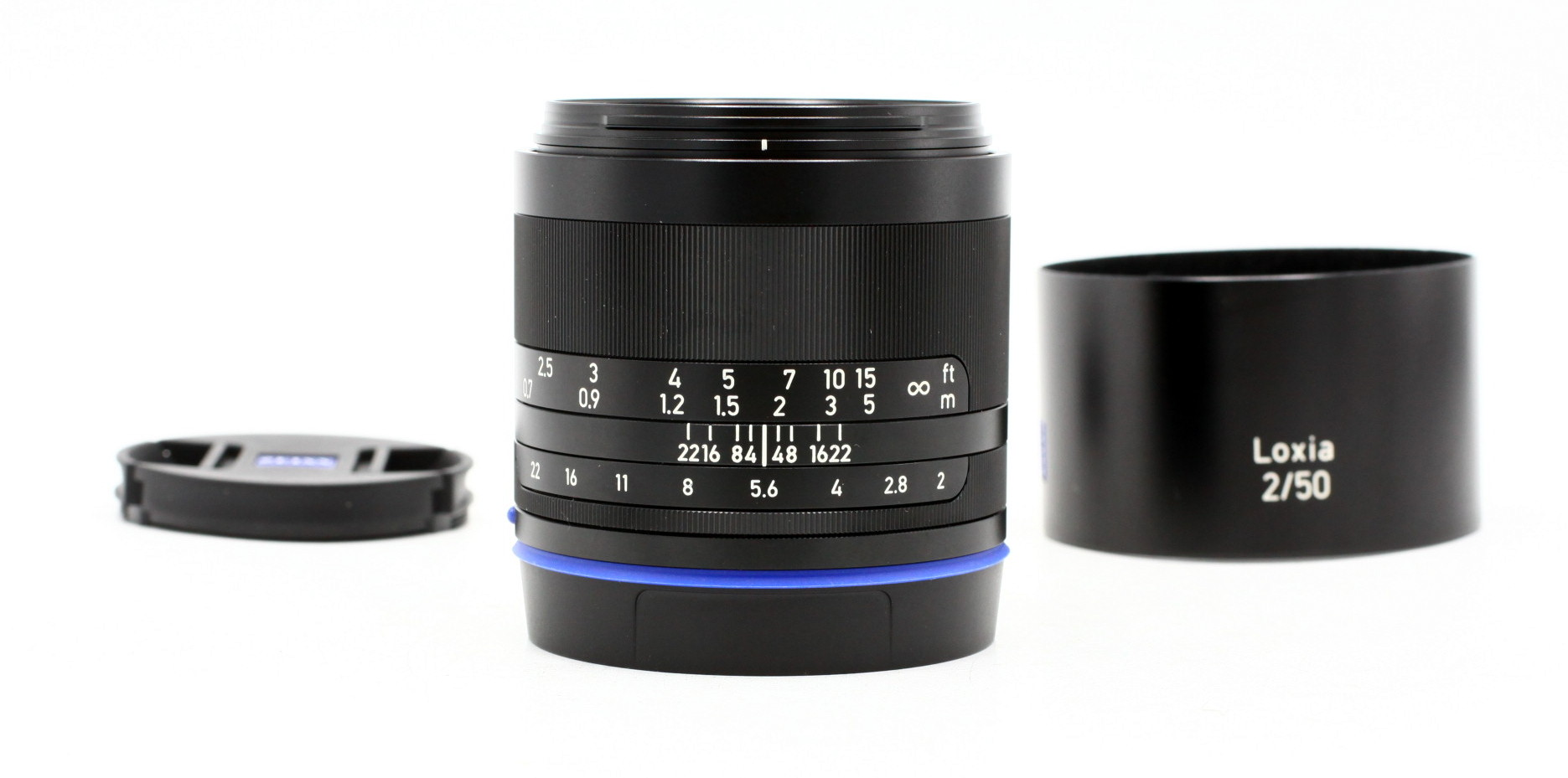 Zeiss Loxia 50mm F/2.0 Planar T* voor Sony E mount occasion