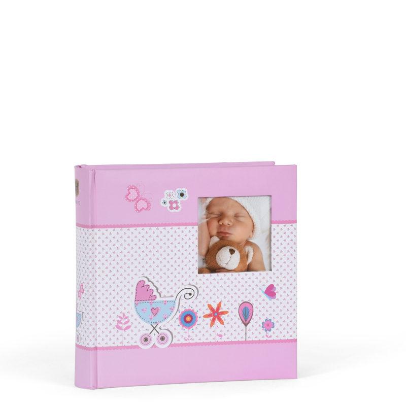 Henzo Slip-in 200 Baby Moments roze