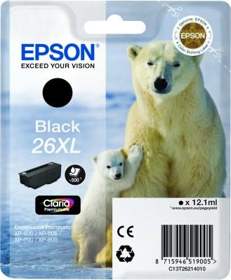 Epson T2621 zwart XL