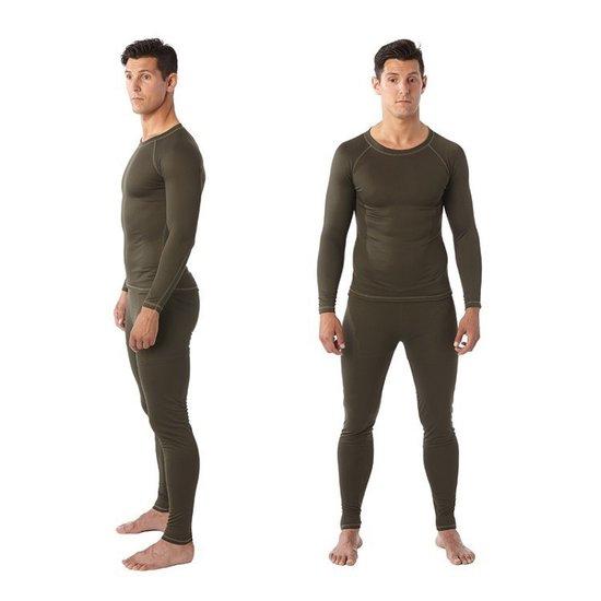 Stealth Gear Extreme Thermo-anti odor underwear Set XL