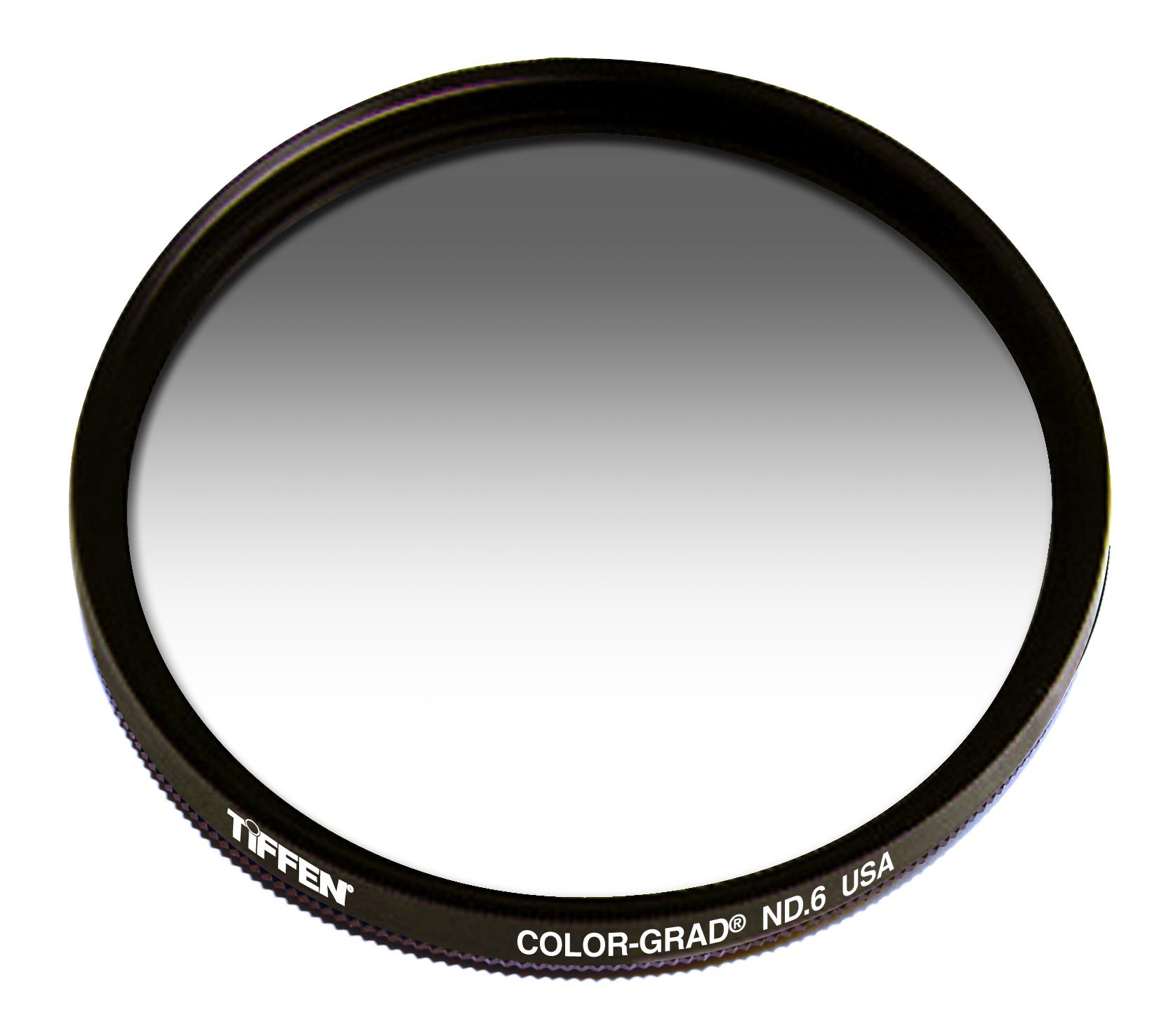Tiffen 72mm Grijsverloop filter ND 0.6