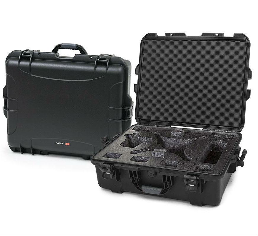 Nanuk 945 Case Black with Foam Insert for DJI Phantom 4
