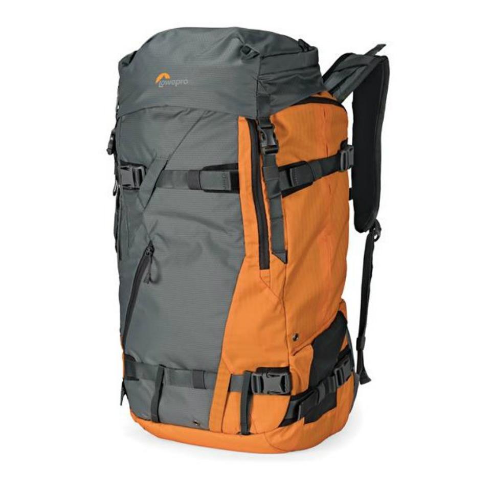 Lowepro Powder BP 500 AW Camerarugzak Grijs/Oranje